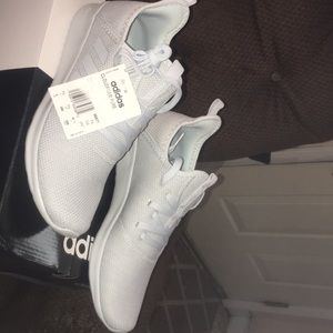 Brand new adidas cloudfoam pure running sneakers